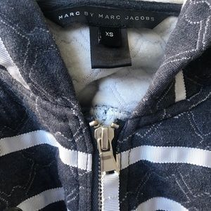 Marc by Marc jacobs military style sweater